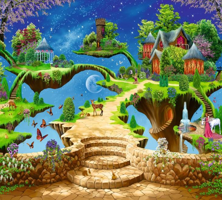 Фотообои «Волшебная страна»