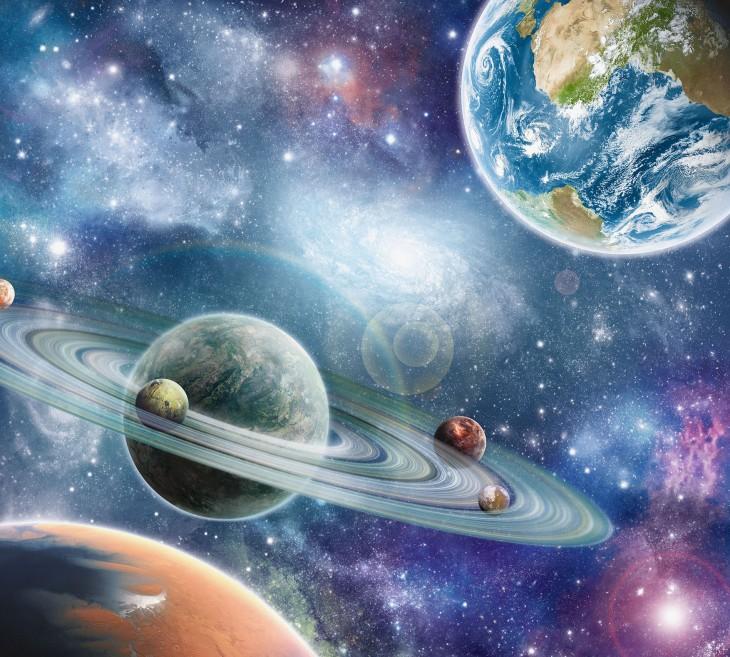 Фотообои «Космос»