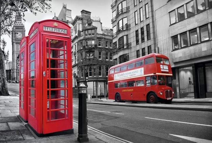 Фотообои «Лондон»