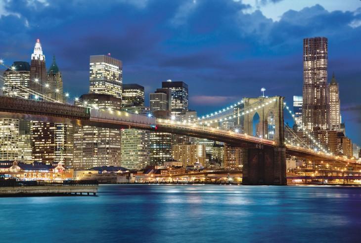 Фотообои «Мосты»