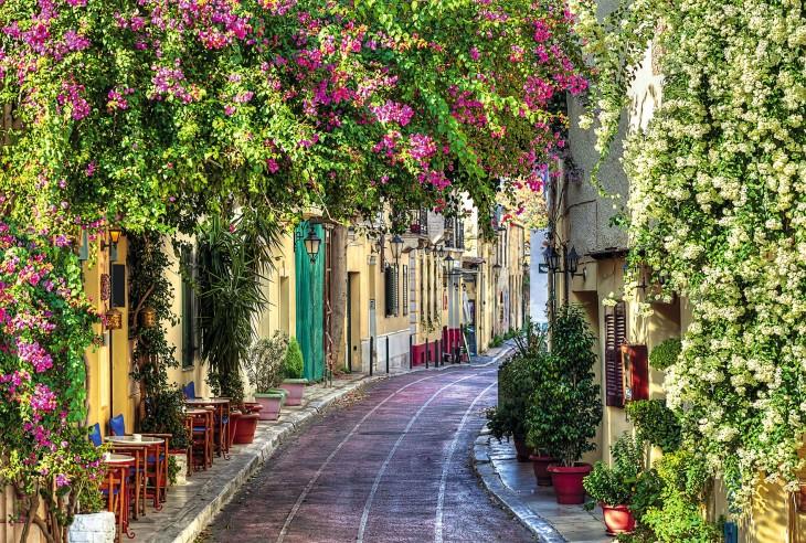 Фотообои «Мотивы Греции»