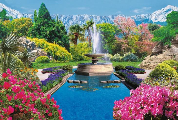 Фотообои «Сад Шахрезады»