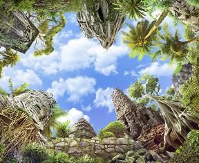 Фотообои «Ангкор Ват»