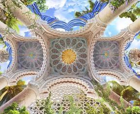 Фотообои «Марокканское палаццо»