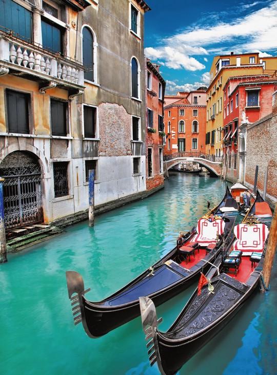 Фотообои «Лазурная Венеция»