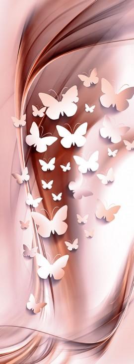 Фотообои «Бабочки 3Д»