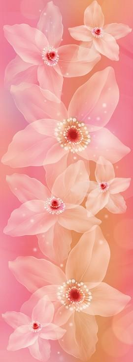 Фотообои «Цветочный мираж»
